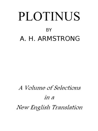A. H. Armstrong