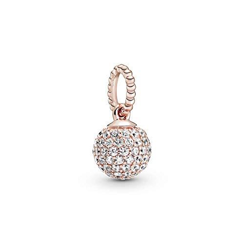 Pandora Damen-Anhänger & Anhängerclips Silber_vergoldet 388686C01, One Size