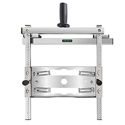 Herramienta de posicionamiento de corte, UNISOPH Herramienta de posicionamiento de guía del borde para máquina cortadora de sierra circular de electricidad