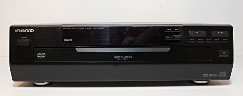 Great Deal! Kenwood DVF-R4050 5 Disc DVD/VCD/CD Changer Player