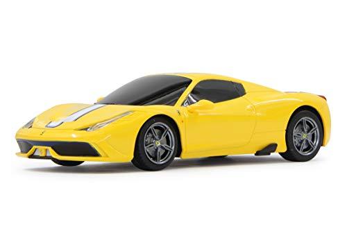Ferrari 458 Speciale A 1:24 2,4Ghz - offiziell lizenziert, bis zu 1 Stunde Fahrzeit bei ca. 9 Km/h, perfekt nachgebildete Details, hochwertige Verarbeitung