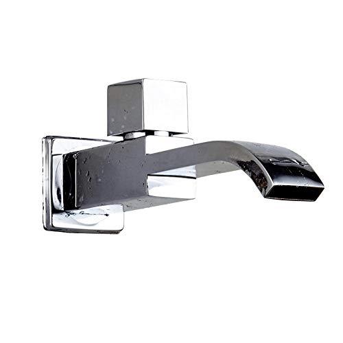 Treimboover Grifo de baño Grifo de Lavabo Fregadero De Un Frío Baño Completo Cuarto De Baño Cocina De Cobre De Calor Sola