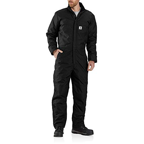 Carhartt Men's 104464 Yukon Extremes Insulated Coverall - 3X-Large Short - Black