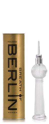 BREATH OF BERLIN GOLD, Eau de Parfum | Das außergewöhnliche Berlin-Geschenk für alle Duft- & Berlin-Liebhaberinnen (20 ml)