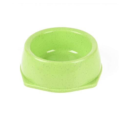 SWEETOP Basic Katzenfutter Napf Breit Katzennapf Keramik Katzenfutter Napf (verwendet, um Schnurrhaare Müdigkeit zu lindern)