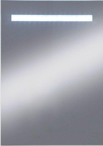 Kristall-Form 48000070 E-Light Two - Specchio con Illuminazione a LED, 40 x 60 cm