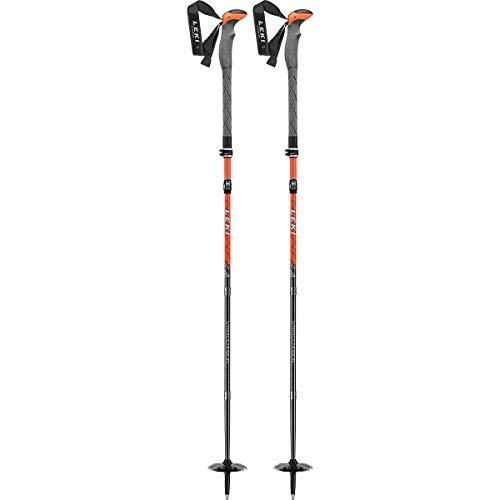 LEKI Tour Stick Vario Carbon Skistöcke, anthrazit