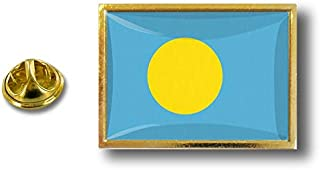 Spilla Pin pin's Spille spilletta Giacca Bandiera Distintivo Badge Palau