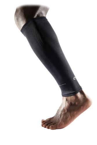 Mcdavid Active Multisport Compression Cuffs White Size: V, Uomo, 8836R-BK-VI, Nero, VI