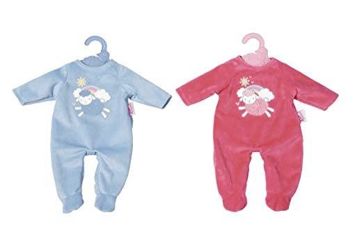 Zapf Creation 702420 Baby Annabell Little Strampler Puppenkleidung 36 cm, 1 Stück - Farbe nach Vorrat