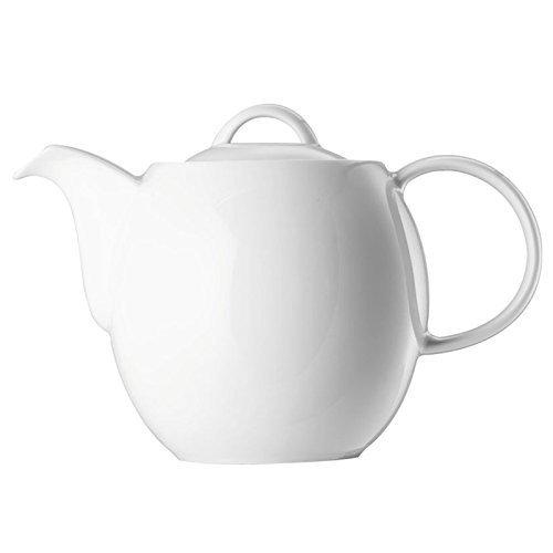 EKM Living Thomas Vorteilsset 2 x Sunny Day Weiss Teekanne 12 P. 10850-800001-14240 und Gratis 1 Trinitae Körperpflegeprodukt