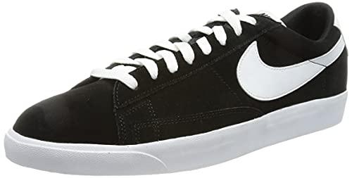 Nike Blazer Low Premium Vintage Suede, Zapatillas de Baloncesto. Hombre, Multicolor, 41 EU