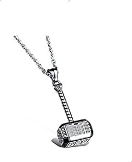 The hammer of Thor Personality Titanium necklace for Man GX1000A
