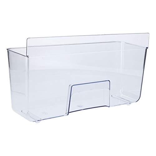 Amica 1015467 ORIGINAL Gemüseschale Schublade Ablage Schale Behälter 377x197x111mm Kühlteil unten für Kühlschrank
