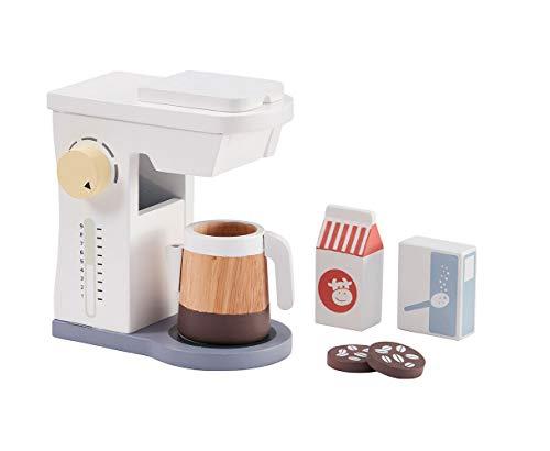 Kids Concept alle anderen Küchenspielzeug ConceptCoffee Machine Set, Mehrfarbig (1)