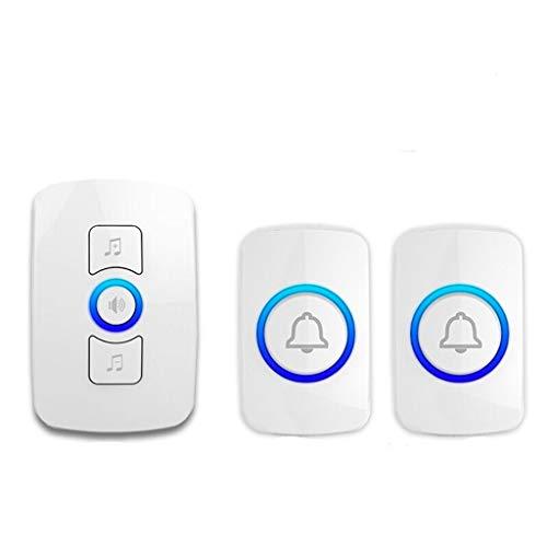 XZ15 deurbel, draadloos, afstandsbediening thuis, digitale afstandsbediening, vervanging oude bel