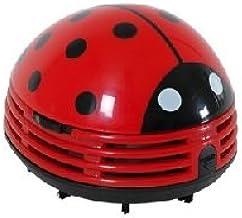 Mini Handheld Ladybug Vacuum Cleaner Lady Bug