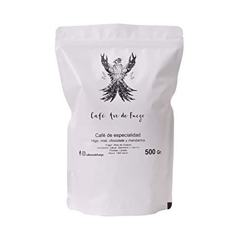 cafetera fuego fabricante Café Ave de Fuego