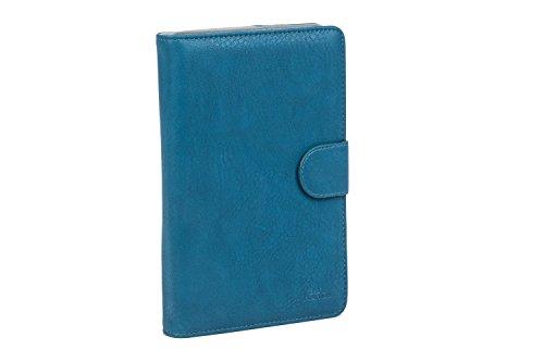 """RivaCase® 3017 Tablet Case 10.1"""" - Custodia Universale per Tablet da 10.1"""", Azzurro/Blu"""