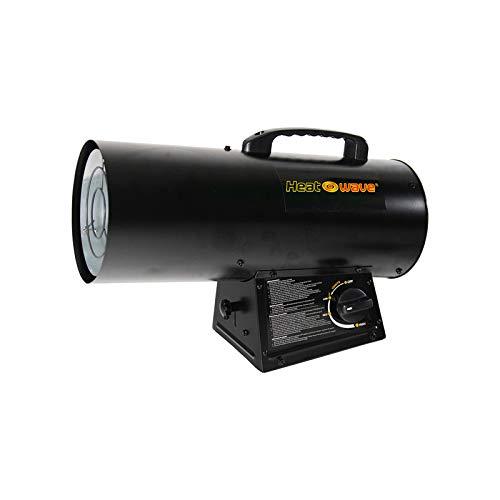 calefactor industrial fabricante Heat Wave