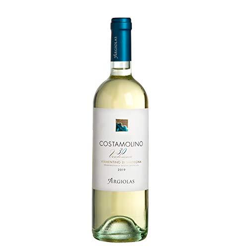 Costamolino Vermentino di Sardenga 2016 Doc Argiolas 75 cl. Italiano vino blanco