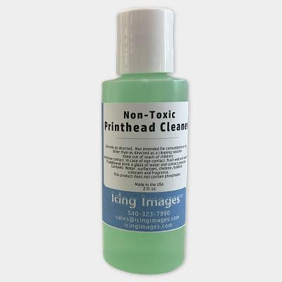 Icing Images Non Toxic Printhead Cleaner for Edible printers