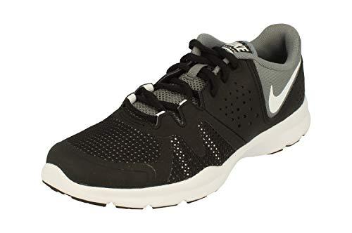 Nike Nike Mädchen W core Motion tr 3 mesh Trekking-& Wanderhalbschuhe, schwarz Weiß Cool grau, 35.5 EU
