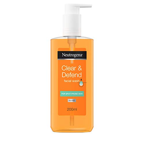 Neutrogena Visibly Clear Spot Proofing Limpiador Diario - 200 ml.