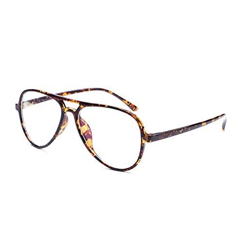 Tortoise Nearsighted Shortsighted Myopia Glasses for Men Women THESE ARE NOT READING GLASSES (Strength: -1.50)