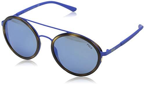 Ralph Lauren POLO 0PH3103 Gafas de sol, Matte Royal Blue, 50 para Mujer