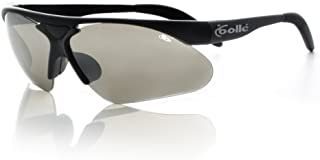 Bolle Performance Parole Sunglasses (Matte Black/A-SES Lens Set (TNS Gun, Vermillon, Dark Cinnamon, Clear))