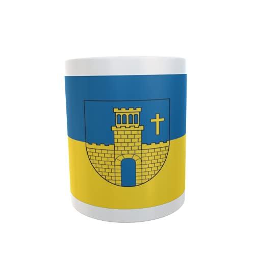 U24 Tasse Kaffeebecher Mug Cup Flagge Bad Driburg