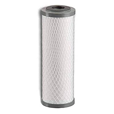 KX MATRIKX Pb1 10-Inch Length Extruded Carbon Block Filter Cartridge, 1-Pack