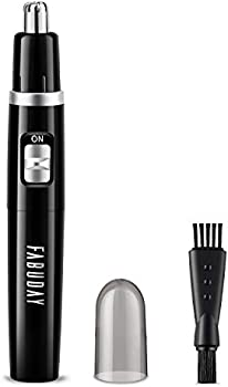 Fabuday Professional Pain-Free Ear Nose Hair Trimmer