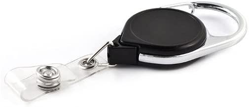 Key-Bak Retract-A-Badge Retractable I.D. Badge Holder with a 36