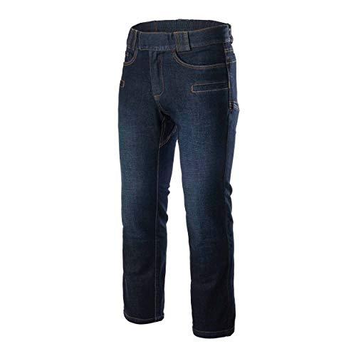 Helikon-Tex Greyman Tactical Jeans Slim - Denim Mid - Dark Blue