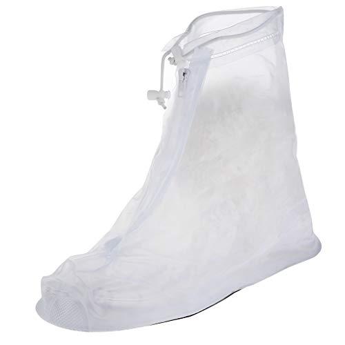 Homyl Couvre-Chaussures Réutilisables Couverture de Chaussures Unisex - XXL