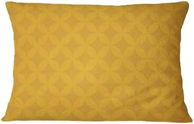 Bonamaison Housse de Coussin, Cotton, Multicolor, 35x50