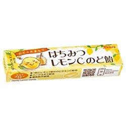 カンロ はちみつレモンCのど飴 スティックタイプ 11粒×10個入×(2ケース)