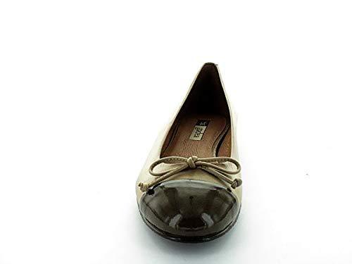 Gadea - Bailarinas para mujer marrón marrón 40