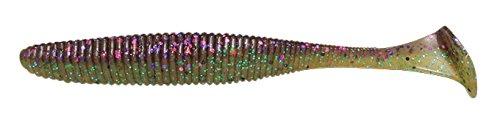 JACKALL(ジャッカル) ワーム リズムウェーブ 3.8インチ ウィードギル