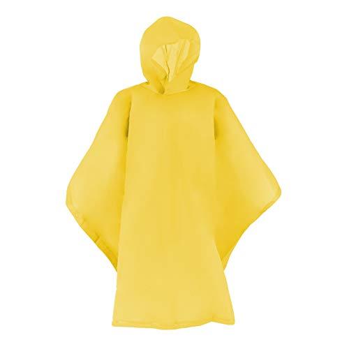 totes Yellow Children's Rain Poncho