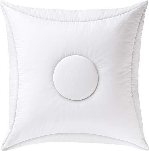 Frankenstolz Kissen Soft Faserbällchen weiß Größe 80x80 cm