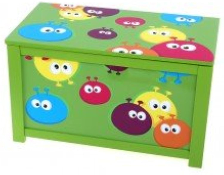 Fun GPP080 - Bunte Spielzeugtruhe, Spieltruhen