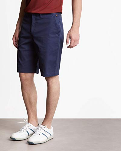 Lyle & Scott Golf Glenrothes Chino Short de Sport Homme, Blue (Navy Z05), W30