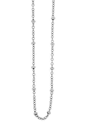 Traumfänger Halskette Länge 50 cm Stärke 2 mm Silber Made by