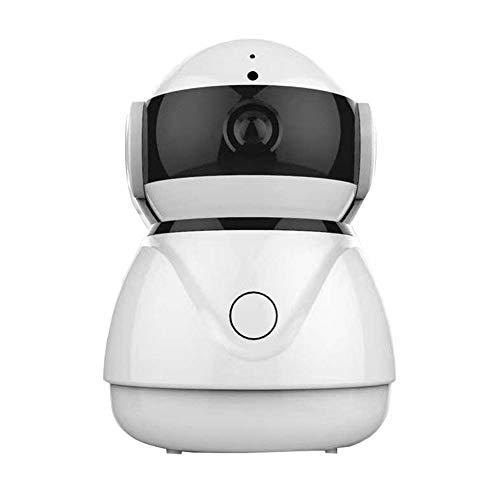 SSZZ Intelligente HD draadloze opslag 2-weg oproep-video-babytelefoon, bewegingsdetectiealarm infrarood nachtzichtcamera, 360 graden panorama in 1080P-kwaliteit
