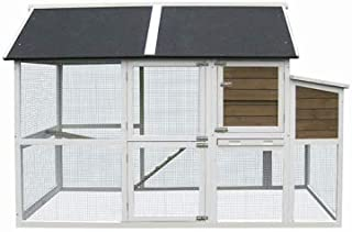 Coops & Feathers X-Large Superior Chicken Coop
