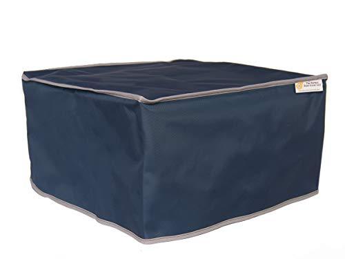 The Perfect Dust Cover LLC Staubschutzhülle, marineblau, Nylon, für Martin Yale 2051 SmartFold Papierfaltmaschine, antistatisch, wasserdicht, Maße (B x T x H): 100 x 55 x 45 cm