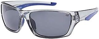 كات نظارة شمسية للرجال , بلاستيك , رمادي , CTS-RIGGER-108P